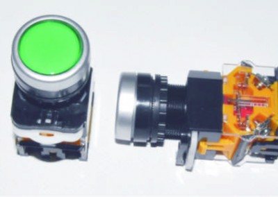 indicator light green